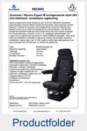 MS90952445351E-Grammer-MSG95A-Recaro-Expert-M-elektrisch-verstelbare-rug-luchtgeveerde-stoel-24V