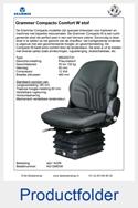 1288538-Grammer-MSG93-721-Compacto-Comfort-W-luchtgeveerde-stoel