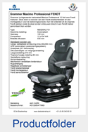 1288547TMSI-Grammer-MSG95AL-731-Maximo-Professional-FENDT-luchtgeveerde-stoel