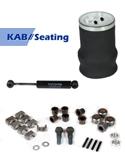 Onderdelen KAB vrachtwagenstoelen
