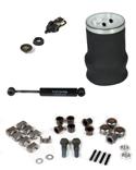 onderdelen veersysteem KAB