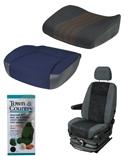 Zitkussen en Hoezen Bestelwagenstoel